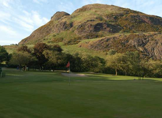 Glenalmond House Golf